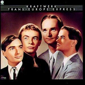kraftwerk - trans-europa express CD 1977 capitol 7 tracks used mint
