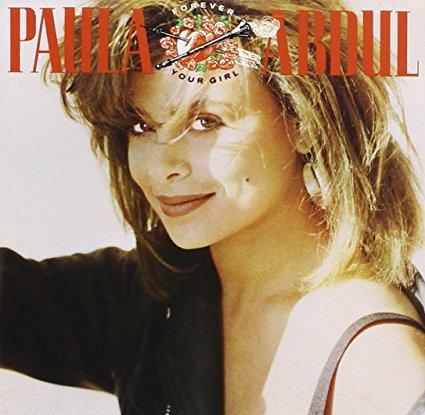 paula abdul - forever your girl CD 1988 virgin 10 tracks used mint