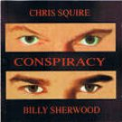 chris squire + billy sherwood - conspiracy CD 2000 purple pyramid cleopatra 13 tracks used mint