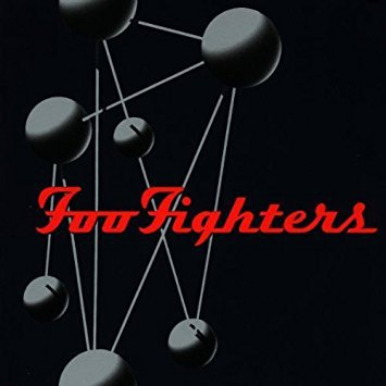 foo fighters  the color and the shape CD 1997 capitol roswell 13 tracks used mint