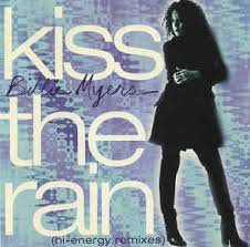 billie myers - kiss the rain hi-energy remixes CD single 1998 universal 4 tracks used mint