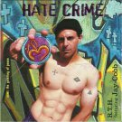 R.T.H. featuring jay-cobb - hate crime CD single 1999 rock the house 3 tracks used mint