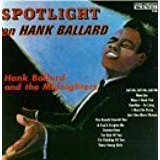 hank ballard - spotlight CD 1987 king highland 12 tracks used mint