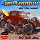 rip chords featuring hey little cobra - hot rod usa CD 2000 2004 collectables used mint