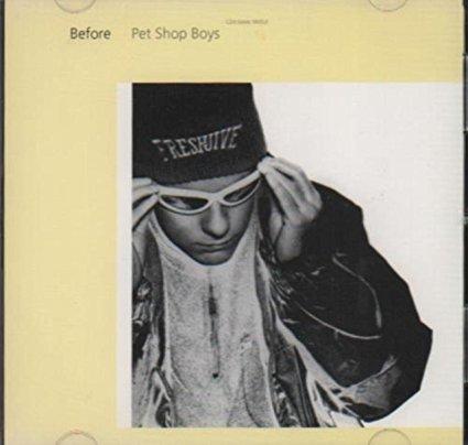 pet shop boys - before CD single 9 tracks 1996 atlantic 85489-2 used mint