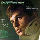 enlightnin'ment - best of lou christie CD 1988 rhino 18 tracks used mint