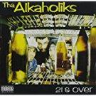 tha alkaholiks - 21 & over CD 1993 RCA 10 tracks used mint