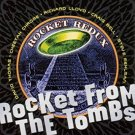 rocket from the tombs - rocket redux CD 2004 smog veil records 12 tracks used mint