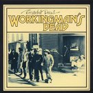grateful dead - workingman's dead CD 1970 warner 8 tracks used mint