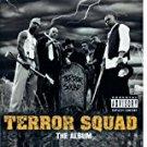 terror squad - the album CD 1999 big beat atlantic 16 tracks used mint