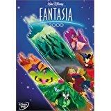 fantasia 2000 DVD disney 2000 74 minutes used mint