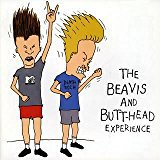 beavis and butt-head experience CD 1993 gaffe 12 tracks used mint
