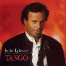julio iglesias - tango CD 1996 sony 12 tracks used mint