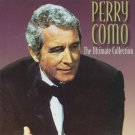 perry como - ultimate collection CD 2-discs 1998 BMG Australia 48 tracks used mint