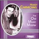 hoagy carmichael - old music master CD 1998 memoir 24 tracks used mint
