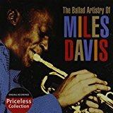 miles davis - ballad artistry of miles davis CD 1992 EMI 2004 collectables 10 tracks used mint