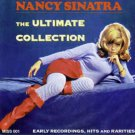 nancy sinatra - ultimate collection CD 1998 missing records EU 30 tracks used mint