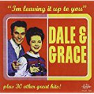 dale & grace - i'm leaving it up to you RCD royale 31 tracks used mint