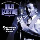billy eckstine - everything i have is yours; best of the M-G-M years CD 2-discs 1994 verve used mint