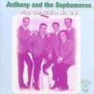 anthony and the sophomores - play our oldies mr. DJ CD wizard records 30 tracks used mint