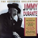 jimmy durante - ultimate collection CD 1998 prism 25 tracks used mint
