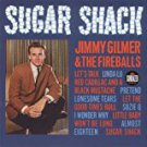 jimmy gilmer & the fireballs - sugar shack CD 1999 sundazed 15 tracks used mint
