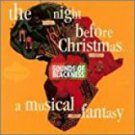 sounds of blackness - a night before christmas a musical fantasy CD 1992 perspective A&M 18 tracks