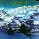 john denver - rocky mountain christmas CD 1998 BMG RCA 17 tracks used mint
