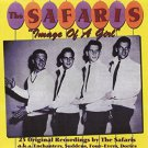safaris - image of a girl CD 1998 vulture records 25 tracks used mint