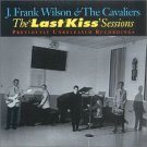 j. frank wilson & the cavaliers - last kiss sessions CD 1998 collectables 20 tracks used mint