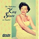 kay starr - definitive kay starr on capitol CD 2-discs 2002 collectors' choice EMI 50 tracks used