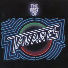 tavares - best of tavares CD 1989 capitol 9 tracks used mint