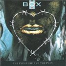the box - pleasure and the pain CD 1989 alert music EMI 11 tracks used mint