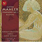 mahler - symphony no.1 blumine - tonhalle orchestra zurich + zinman super audio CD DSD 2007 sony