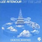 lee ritenour - on the line CD 1985 grp 8 tracks used mint
