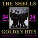 the shells - golden hits CD juke box treasures 34 tracks used mint