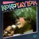 koko taylor - earthshaker CD 1978 1989 alligator 9 tracks used mint
