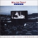 walter trout band - life in the jungle CD 2002 ruf 10 tracks used mint