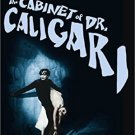 cabinet of dr. caligari - restored authorized edition DVD kino 2002 new
