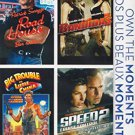 road house / bandidas / big trouble in little china / speed 2 DVD 2012 MGM 20th century fox new