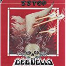 zz top - deguello CD 1979 warner a lone wolf production 10 tracks used mint
