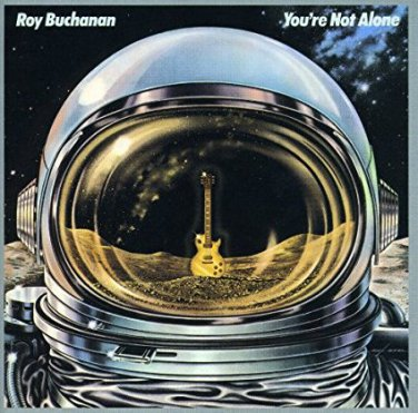 roy buchanan - you're not alone CD 1998 second battle 7 tracks used
