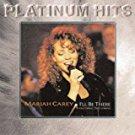 mariah carey - i'll be there featuring trey lorenz CD single 2002 sony 2 tracks used mint