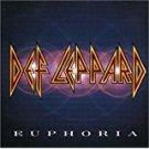 def leppard - euphoria CD 1999 mercury 13 tracks used mint