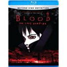 blood the last vampire bluray 2009 manga region 1 not rated 48 minutes  used mint