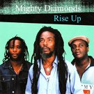 mighty diamonds - rise up CD 2001 charm records jet star UK 17 tracks used mint