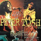 peter tosh - best of peter tosh CD 1996 disky 16 tracks used mint