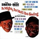 frank sinatra + count basie - it might as well be swing CD reprise victor japan 10 tracks used mint