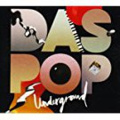 das pop - underground CD single 2008 ugly truth 2 tracks used mint