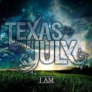 texas in july - i am CD 2009 CI independent label collective 11 tracks used mint